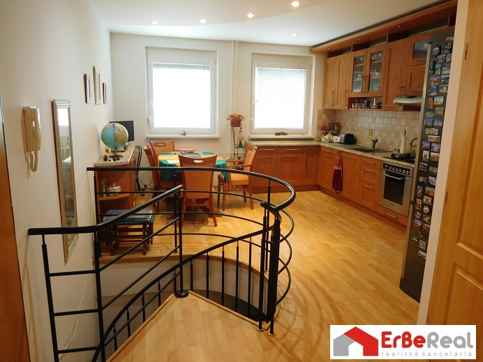 Predaj krásneho 4 izbového bytu – mezonet