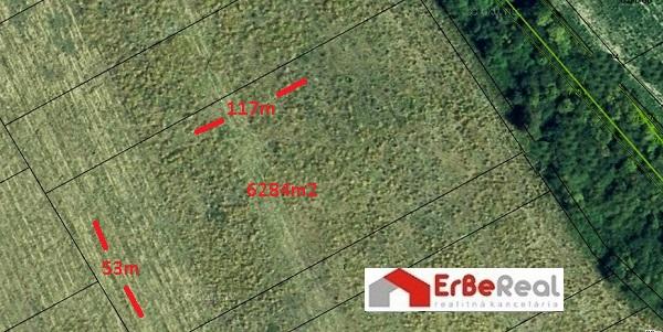 Modra – predaj pozemku v extraviláne