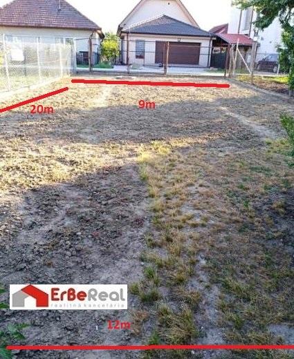 SC/Blatné predaj pozemku na výstavbu RD