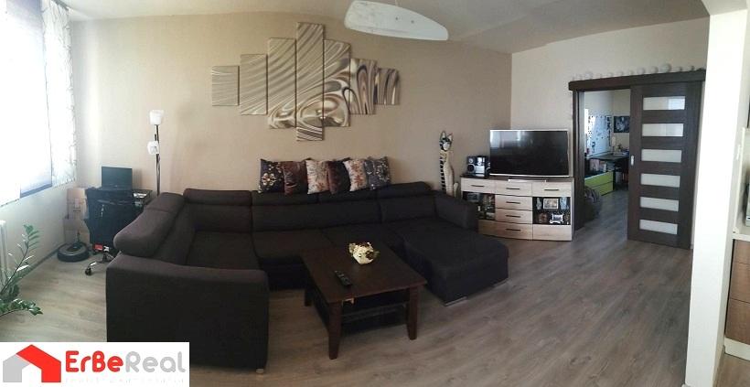 Predaj  kompletne zrekonštruovaného 3 izbového  bytu s logiou 9m2 v centre mesta Galanta.