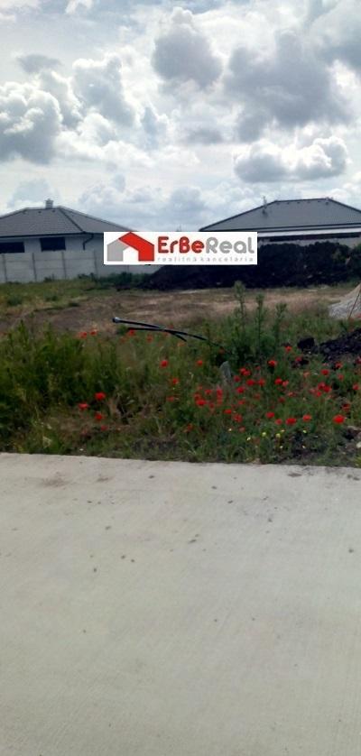 Galanta – predaj ideálnej stavebnej parcely