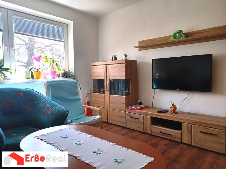 Predaj 2 izbového bytu so záhradou v Sládkovičove, časť Nový Dvor.